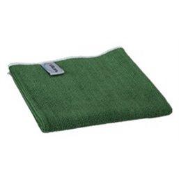 Microvezeldoek Basic 40 80% Polyester, 20% Polyamide 400x400mm Groen