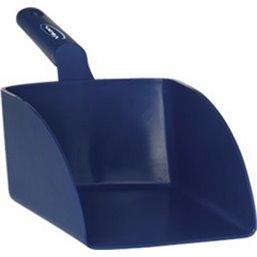 Straight Hand shovel, Big, 2 Liter Polypropylene 160x370x130mm metaldetect