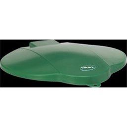 Bucket Lid for 12 Liter Bucket Polypropylene 365x310x40mm Green