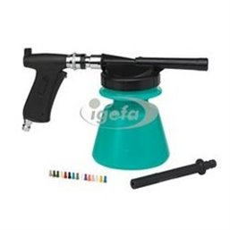 Classic Foam Sprayer 1,4 Liter Water pressure 2-10 Bar, Max. 40ºc Green