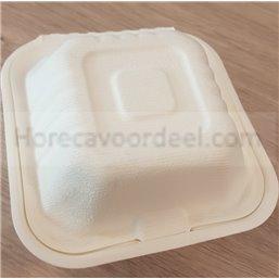 Hamburger box - containers Biodore 150x70mm