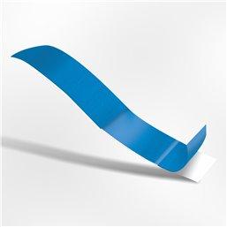 Vingerpleister Detectie Blauw Elastisch 20 x 180mm