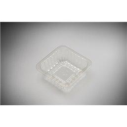 Meat Tray FT 60 / 45 Transparent Apet 130x130x45mm