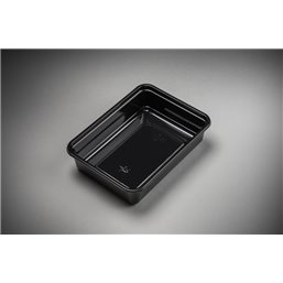 Meal containers - Bins 750cc Microw.~Freeze*® Black