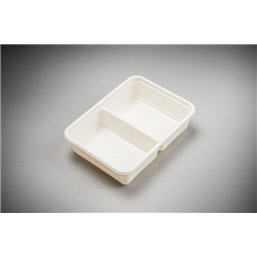 Meal containers - Bins 750cc 2V.-Microw.~Freeze*®
