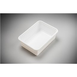 Meal containers - Bins 1000cc Light* White