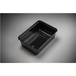 Meal containers - Bins 1000cc Light* Black