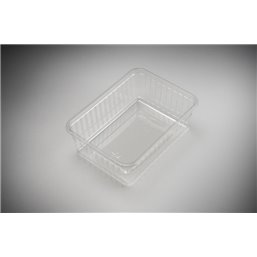 Meal containers - Bins 1000cc Light* Clear