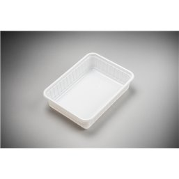 Meal containers - Bins 750cc Light* White