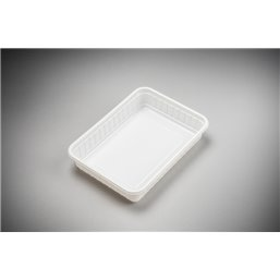 Meal containers - Bins 500cc Light* White