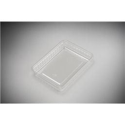 Meal containers - Bins 500cc Light* Clear