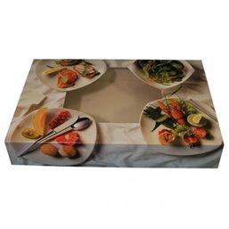 Catering Boxes Quatro Bianco 35cm
