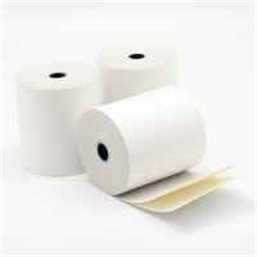 Duplo Roll White / Yellow 76x70x12mm