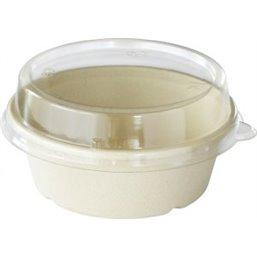 Bowls Bagasse Brown 600 ml