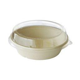 Bowls Bagasse Brown 900 ml