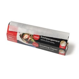 Baking Paper White 50cmx50 Meter 57 Grams In Cutterbox