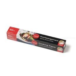 Baking Paper White Roll 50cmx50 Meter 57 Grams 3 Rolls