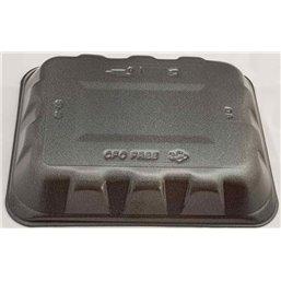 Foam trays S3-50 With Absorption Black 225x175x50mm