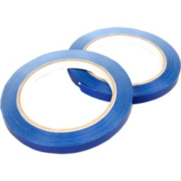 Tape Bag Closer Blue 66mtrx9mm