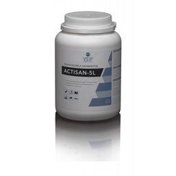 Desinfectie Chloortablet 2,7gr Actisan-5l