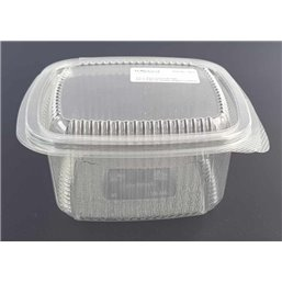 Salad Folding tray 375cc Cap 120x115x65mm