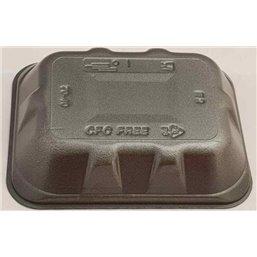 Foam trays 70-40 With Absorption Black 175x135x40mm