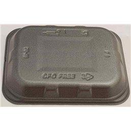 Foam trays 70-25 With Absorption Black 175x135x25mm