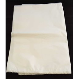 HDPE Bags Transparent 600x900mm 35my
