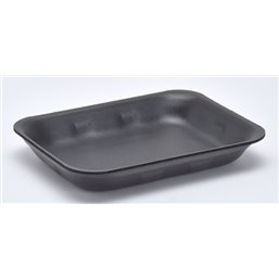 Foam trays Tainers  70-25 black
