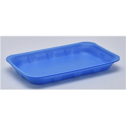 Foam trays Tainers  73-25 blue