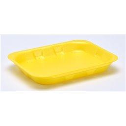 Foam trays VAMPIRELLA with absorption 70-25 yellow