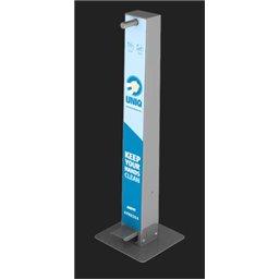 RVS Foam Dispenser PRIME voor intensief gebruik