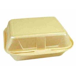 Menu Box (IP9) Beige EPS 185 x 133mm