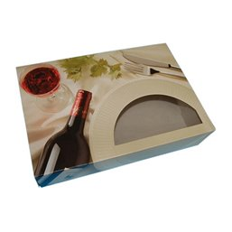 "Catering Boxes ""Bordeaux"" 55,7cm"