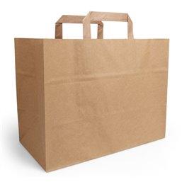 "Carrying Bags Paper ""100% FAIR"" 320x180x260mm"