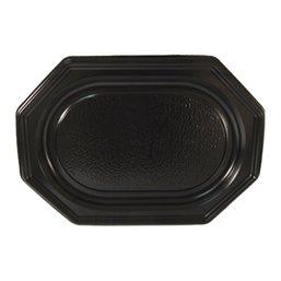 Catering Trays Black R-Pet 35cm