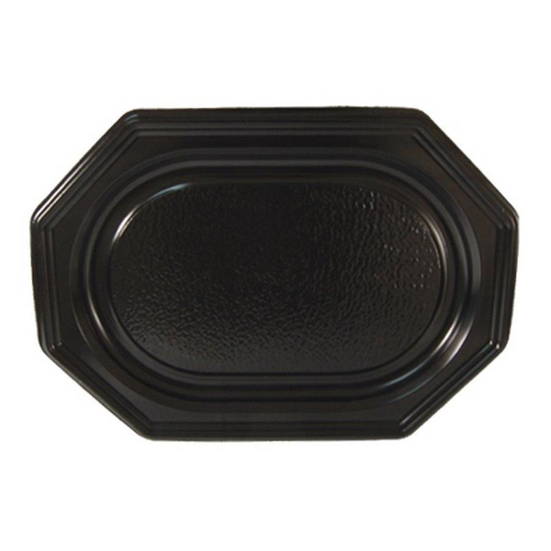 Catering Schalen Zwart RPET 350mm Horecavoordeel.com