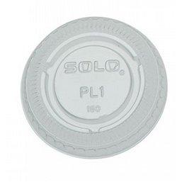 Lid for Portion Cups PP Transparent Ø 44mm