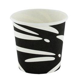 "Coffee Cups Cardboard 120ml Ø 62mm ""Surfer"""