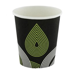 "Coffee Cups Cardboard 177ml Ø 71mm ""Drop"""