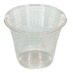 "Drinking Cups PLA 250ml  Ø 96mm ""For cold drinks"""