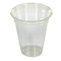 "Drinking Cups PLA 300ml  Ø 96mm ""For cold drinks"""