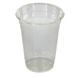 "Drinking Cups PLA 400ml  Ø 96mm ""For cold drinks"""