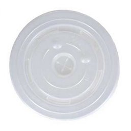 Lids with Cross hole PS Ø 92mm