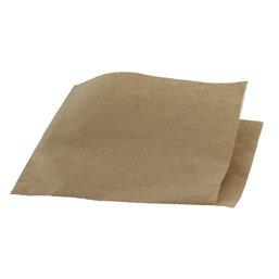 Hamburgerzakken Kraftpapier 150 x 150mm