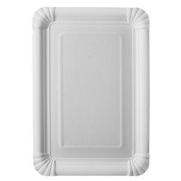 """Borden Wit Karton Rechthoek """"Pure"""" 230 x 165mm"""