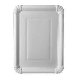 """Borden Wit Karton Rechthoek """"Pure"""" 290 x 215mm"""