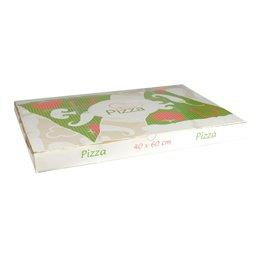 """Pizza Box Cellulose """"Pure"""" 40 x 60 x 5cm"""