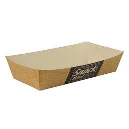 "Snack Box A13 Cardboard ""Good Food"" 150 x 70 x 35mm"