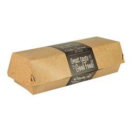 "Baguettebox Cardboard ""Good Food"" 210 x 75 x 62mm"